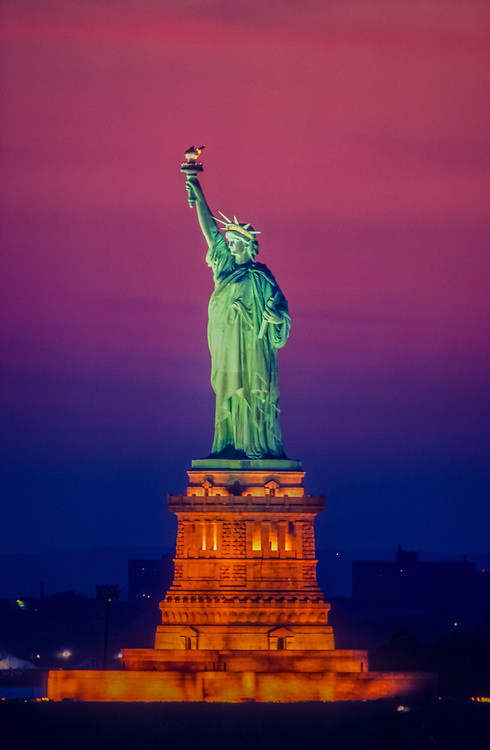 Statue of Liberty, New York City, NY