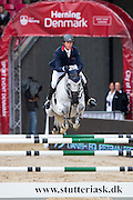 Ben Maher - Cella<br /> FEI European Championships 2013<br /> © DigiShots