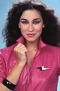 Fashion Model --jewelry. 1981