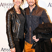 NLD/Amsteram/20121025- Lancering Assassin's Creed game, Ruud Feltkamp en partner