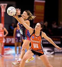 Christchurch-Netball, ANZ Champs, Tactix v Vixens
