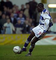 Photo: Greig Cowie<br />QPR v Oldham. Nationwide League Division 2 Play-off Semi final 2nd Leg 14/05/2003<br />Paul Furlong scores for Qpr