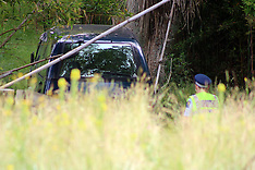 Auckland-Fatal accident on Alfriston Road
