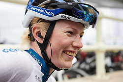 Stage winner, Lotta Lepistö (FIN) at OVO Energy Women's Tour 2018 - Stage 5, a 122 km road race from Dolgellau to Colwyn Bay, United Kingdom on June 17, 2018. Photo by Sean Robinson/velofocus.com