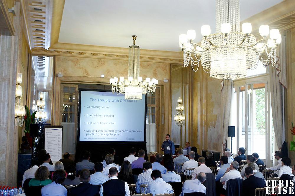 Lean IT Summit, 13-14 october 2011, Paris, France