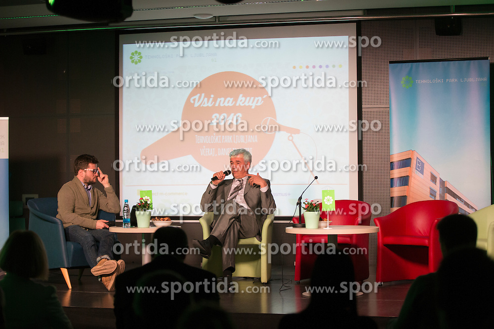 Vsi na Kup' 2016, on January 20, 2016 in Tehnoloski Park Ljubljana, Ljubljana, Slovenia. Photo by Urban Urbanc/ Sportida