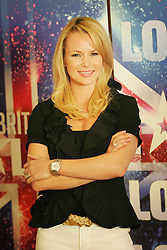 © under license to London News Pictures. 13/04/11 Amanda Holden at Britain's Got Talent series launch at the Mayfair Hotel, London. She will be on the judging panel Photo credit should read: Olivia Harris/ London News Pictures
