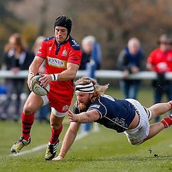 London Scottish v Bristol Rugby