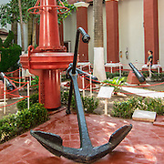 Naval Museum of the Caribbean, Cartagena, Colombia.
