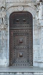 South Portal, Jeronimos Monastery, Lisbon, Portugal