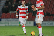 Richard Chaplow (Doncaster Rovers) during the Sky Bet League 1 match between Doncaster Rovers and Port Vale at the Keepmoat Stadium, Doncaster, England on 26 January 2016. Photo by Mark P Doherty.