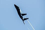 Thunder over Georgia Airshow. F15 Strike Eagle