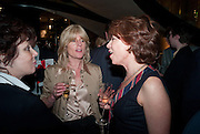 RUBY WAY; RACHEL JOHNSON; KATHY LETTE, Spectator Life - launch party, Asprey London, 167 New Bond Street, London. 28 March 2012
