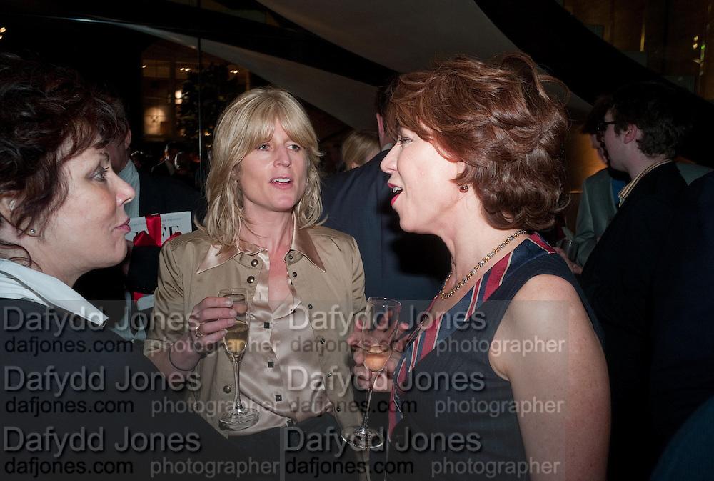RUBY WAY; RACHEL JOHNSON; KATHY LETTE, Spectator Life - launch party, Asprey London, 167 New Bond Street, London. 28 March 2012