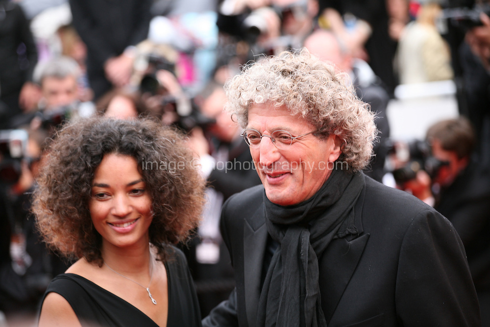 Isabel and Elie Chouraqui arriving at the Vous N'Avez Encore Rien Vu gala screening at the 65th Cannes Film Festival France. Monday 21st May 2012 in Cannes Film Festival, France.