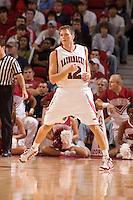University of Arkansas Razorback 2006 Basketball team ..©Wesley Hitt.All Rights Reserved.501-258-0920.