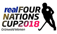 2018 real FOUR NATIONS CUP Women