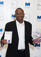 London - Paul Beatty Booker Prize For Fiction Winner - 25 Oct 2016