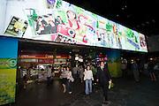 Gangnam. COEX mall.