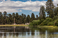 Bluff Lake (Reserve) at Big Bear, San Bernardino Co, CA, USA, on 17-Jul-16
