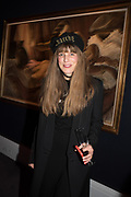CHARLOTTE COLBERT, Sotheby's Erotic sale cocktail party, Sothebys. London. 14 February 2018