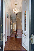 The Brooklyn townhome of actor Gabriel Byrne.