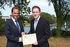 Presentations for BOC Gases Bursaries the best Postgraduate Project 2013. UCD Chemistry Bursary