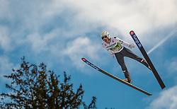 03.01.2014, Bergisel Schanze, Innsbruck, AUT, FIS Ski Sprung Weltcup, 62. Vierschanzentournee, Qualifikation, im Bild Thomas Diethart (AUT) // Thomas Diethart (AUT) during qualification Jump of 62nd Four Hills Tournament of FIS Ski Jumping World Cup at the Bergisel Schanze, <br /> Innsbruck, Austria on 2014/01/03. EXPA Pictures © 2014, PhotoCredit: EXPA/ JFK