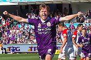 Rnd 5 Perth Glory v Western Sydney