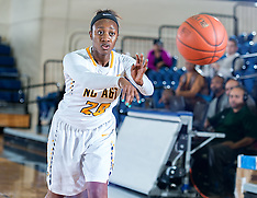 2016-17 A&T Women's Basketball vs Slippery Rock