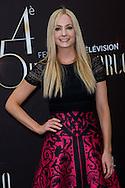 Froggatt Joanne attends photocall at the Grimaldi Forum on June 10, 2014 in Monte-Carlo, Monaco.