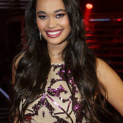 NLD/Hilversum/20141121- 2de Live The Voice of Holland, Romy Monteiro