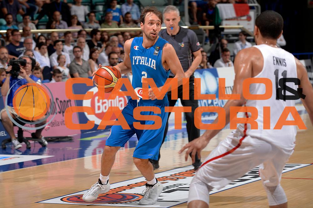 DESCRIZIONE : Bologna Nazionale Italia Uomini Imperial Basketball City Tournament Italia Canada Italy Canada<br /> GIOCATORE : Giuseppe Poeta<br /> CATEGORIA : palleggio<br /> SQUADRA : Italia Italy<br /> EVENTO : Imperial Basketball City Tournament<br /> GARA : Imperial Basketball City Tournament Italia Canada Italy Canada<br /> DATA : 26/06/2016<br /> SPORT : Pallacanestro<br /> AUTORE : Agenzia Ciamillo-Castoria/Max.Ceretti<br /> Galleria : FIP Nazionali 2016<br /> Fotonotizia : Bologna Nazionale Italia Uomini Imperial Basketball City Tournament Italia Canada Italy Canada