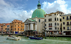 San Simeone Piccolo, Chiesa di San Simeone Piccolo by the Grand Canal, Venice, Italy<br /> <br /> (c) Andrew Wilson | Edinburgh Elite media