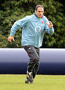 Rugby - England Training