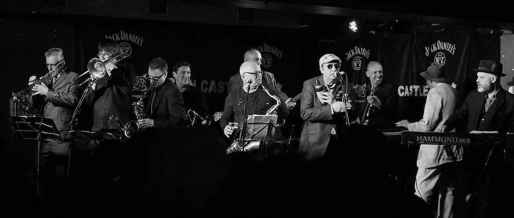 Lee Thompson Ska Orchestra at the Dublin Castle<br />
