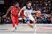 Vitali LucaVitali Luca<br /> A X Armani Exchange Olimpia Milano - Germani Basket Brescia<br /> Basket Serie A LBA 2019/2020<br /> MIlano 29 September 2019<br /> Foto Mattia Ozbot / Ciamillo-Castoria