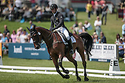 YOGI BEAR VIII ridden by Paul Tapner (Australia) at Bramham International Horse Trials 2016 at Bramham Park, Bramham, United Kingdom on 9 June 2016. Photo by Mark P Doherty.