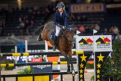 Mezzadri Ilona, FRA, Ken van Orchid<br /> Stuttgart - German Masters 2018<br /> © Hippo Foto - Stefan Lafrentz