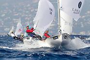 2016 Trofeo SAR Princesa Sofia| 470 Men| Day 4