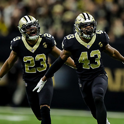 11-04-2018 Los Angeles Rams at New Orleans Saints