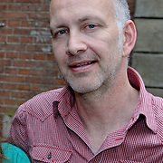 NLD/Amsterdam/20080820 - Persviewing het Schnitzelparadijs, regisseur Marco van Geffen