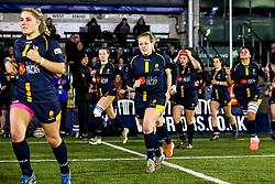 Sarah Nicholas of Worcester Warriors Women - Mandatory by-line: Robbie Stephenson/JMP - 11/01/2020 - RUGBY - Sixways Stadium - Worcester, England - Worcester Warriors Women v Richmond Women - Tyrrells Premier 15s