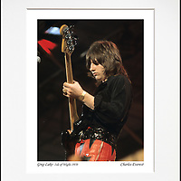 Greg Lake - An affordable archival quality matted print ready for framing at home.<br />