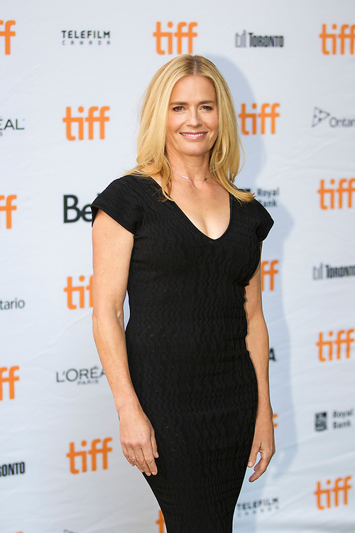 Elisabeth Shue poses for photographers at the premiere of 'Battle of the Sexes' at the Toronto International Film Festival in Toronto, Ontario, September 10, 2017.