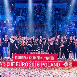 20160131: POL, Handball - Men's EHF EURO 2016, Finals
