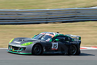 #15 HOLLOWAY / JOHNSON Ginetta G55  during GT Cup Championship  as part of the MSVR Club Car Championship   at Oulton Park, Little Budworth, Cheshire, United Kingdom. July 14 2018. World Copyright Peter Taylor/PSP. Copy of publication required for printed pictures.