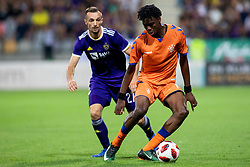 Ovie Ejaria of FC Rangers during 2nd Leg football match between NK Maribor and Rangers FC in 3rd Qualifying Round of UEFA Europa League 2018/19, on August 16, 2018 in Stadion Ljudski vrt, Maribor, Slovenia. Photo by Urban Urbanc / Sportida