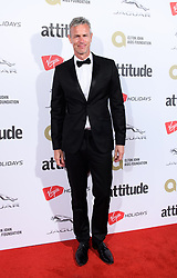 EDITORIAL USE ONLY<br /> Mark Foster attends the Virgin Holidays Attitude Awards at the Roundhouse, London.