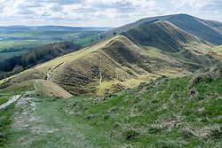 Walk from Mam Tor Castleton<br />